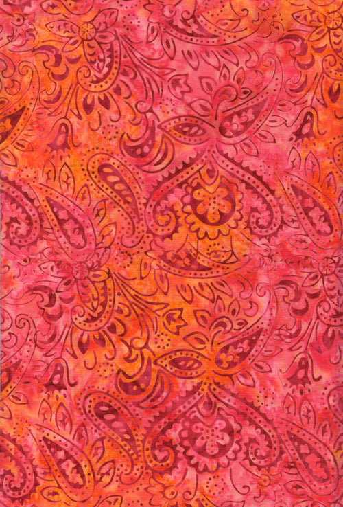 Timeless Treasures Tonga Batik Punch