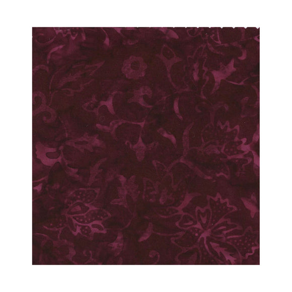 Galaxy Java Batiks Plum