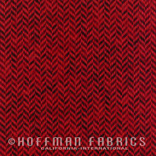 Hoffman  Zig and Zag Red