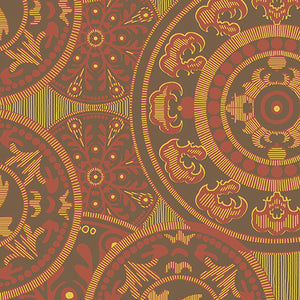Andover Fabrics Desert Moons Brown