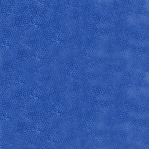 Andover Fabrics Dimples Medium Blue