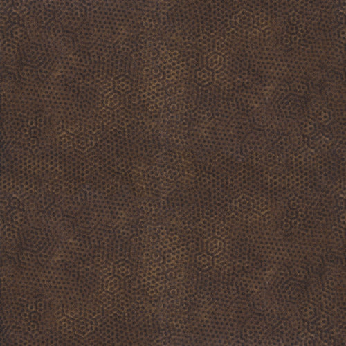 Andover Fabrics Dimples Medium Brown