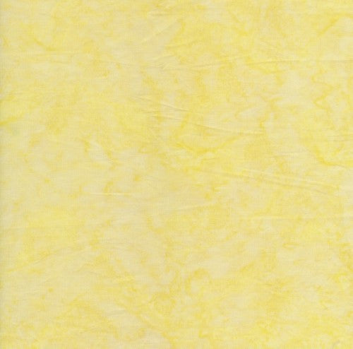 Batik Textiles Caribbean Calypso Light Yellow