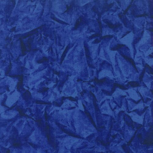 Blank Quilting Crushed Royal