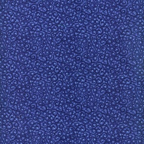 Blank Quilting Paradiso Navy