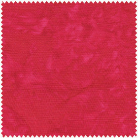 Fresh Batiks Raspberry