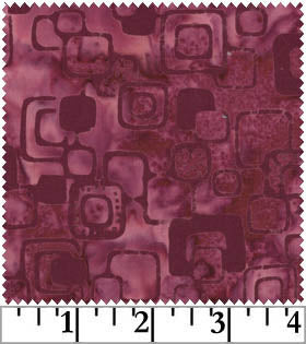 Galaxy Java Batiks Mauve