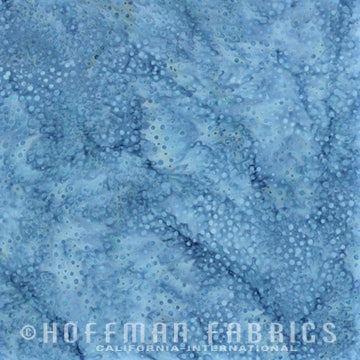 (SEE NOTE) Hoffman Batiks Bali Handpaints Denim