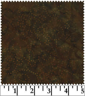 Galaxy Jasmine Batiks Brown