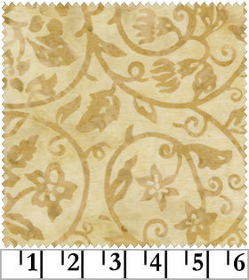 Galaxy Java Batiks Softies Cream