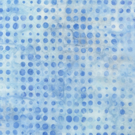 Kaufman  Batiks Elemental Coll Dotty Dot Cloud