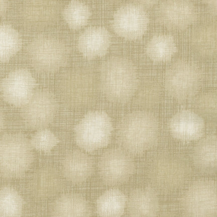 (SEE NOTE) Kaufman Quilter's Linen Dots Straw