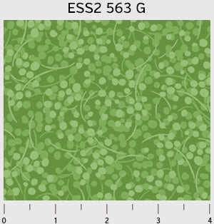 P&B Textiles Bear Essentials 2 Bright Green
