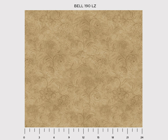 (SEE NOTE) P&B Textiles Bella Suede Light Brown