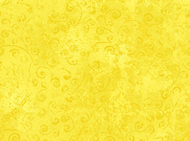 Quilting Temptations Electric Yellow