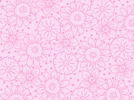 Daisy Light Pink