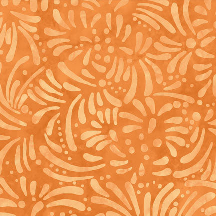 South Sea Imports Petals Orange