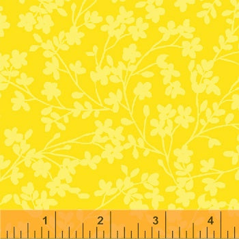 Windham Fabrics Spin Yellow