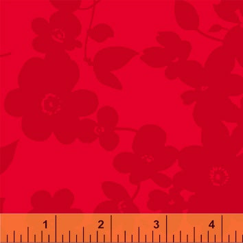 Windham Fabrics Spin Red