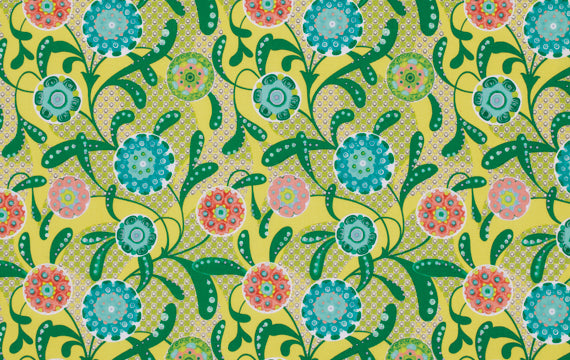 Westminster Fabrics Mulberry Yellow