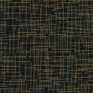 (SEE NOTE) Kaufman Quilter's Linen Black