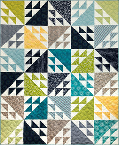 Sunday Supper Quilt Kit