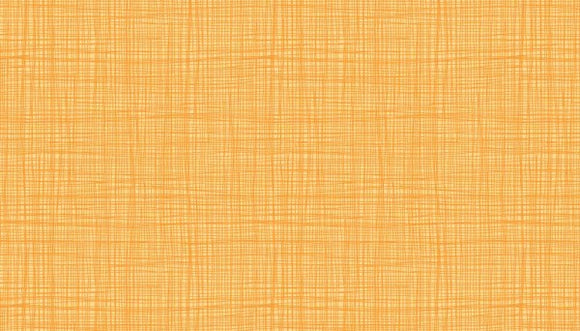 Makower Linea Texture Orange