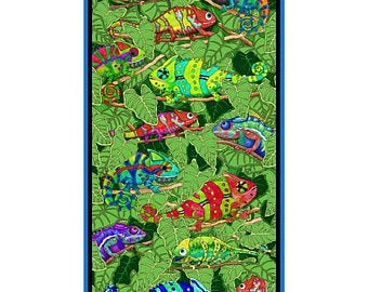 Quilting Treasures Color Me Chameleon Multi 24
