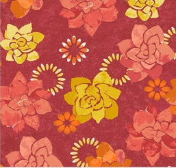 P&B Textiles Island Breeze Red