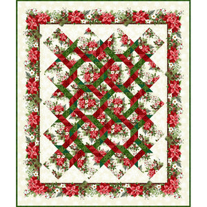 Winter Twist Quilt Kit