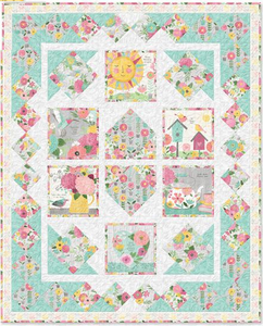 Keep Shining Bright Quilt Kit