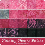Wilmington Batiks Pinking Shears Layer Cake