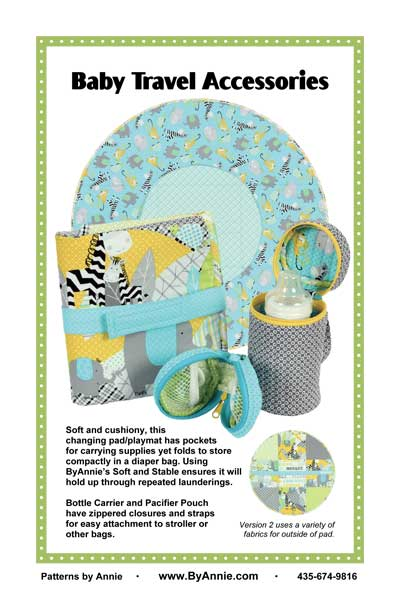 byAnnie Baby Travel Accessories Pattern