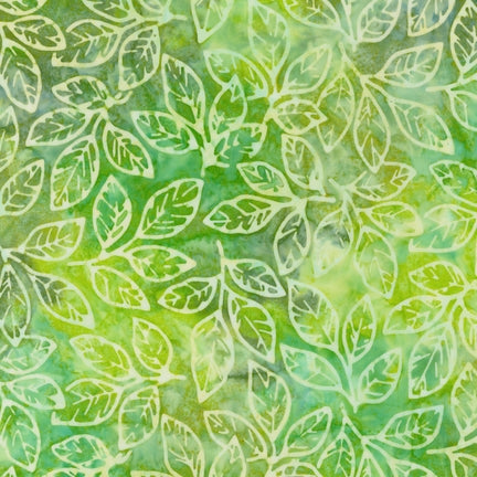 Batiks Color Source 2 Lime