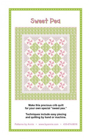 byAnnie Sweet Pea Pattern