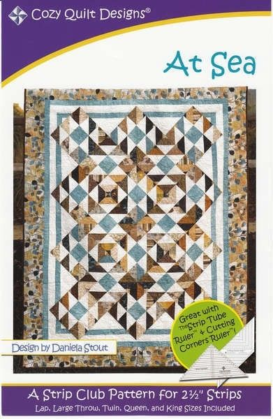 Cozy Quilt Designs At Sea Pattern