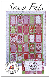 KariePatch Designs Sassy Fats Pattern