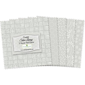 Wilmington Prints Silver Linings Charm Pack