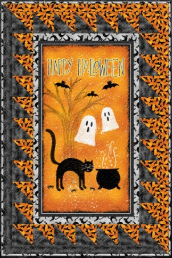 Spooky Vibes Quilt Kit