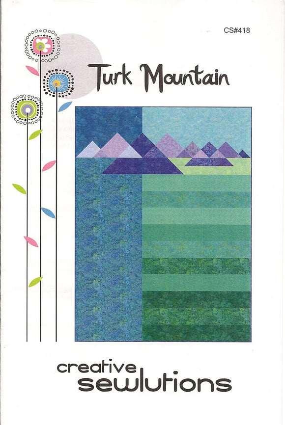 Creative Sewlutions Turk Mountain Pattern