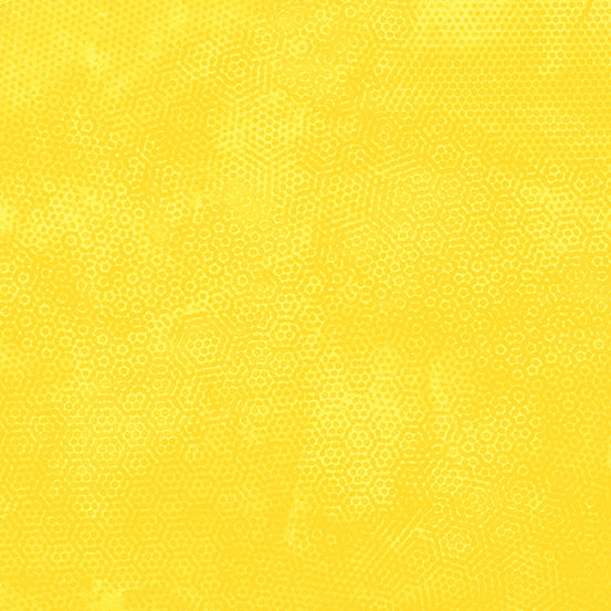 Andover Fabrics Dimples Yellow