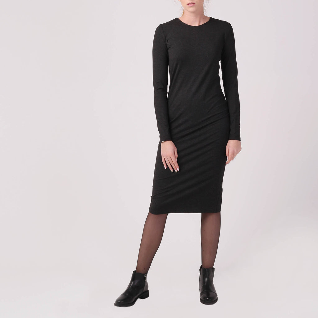 Knitted Bodycon Dress - IZZZO Marketplace