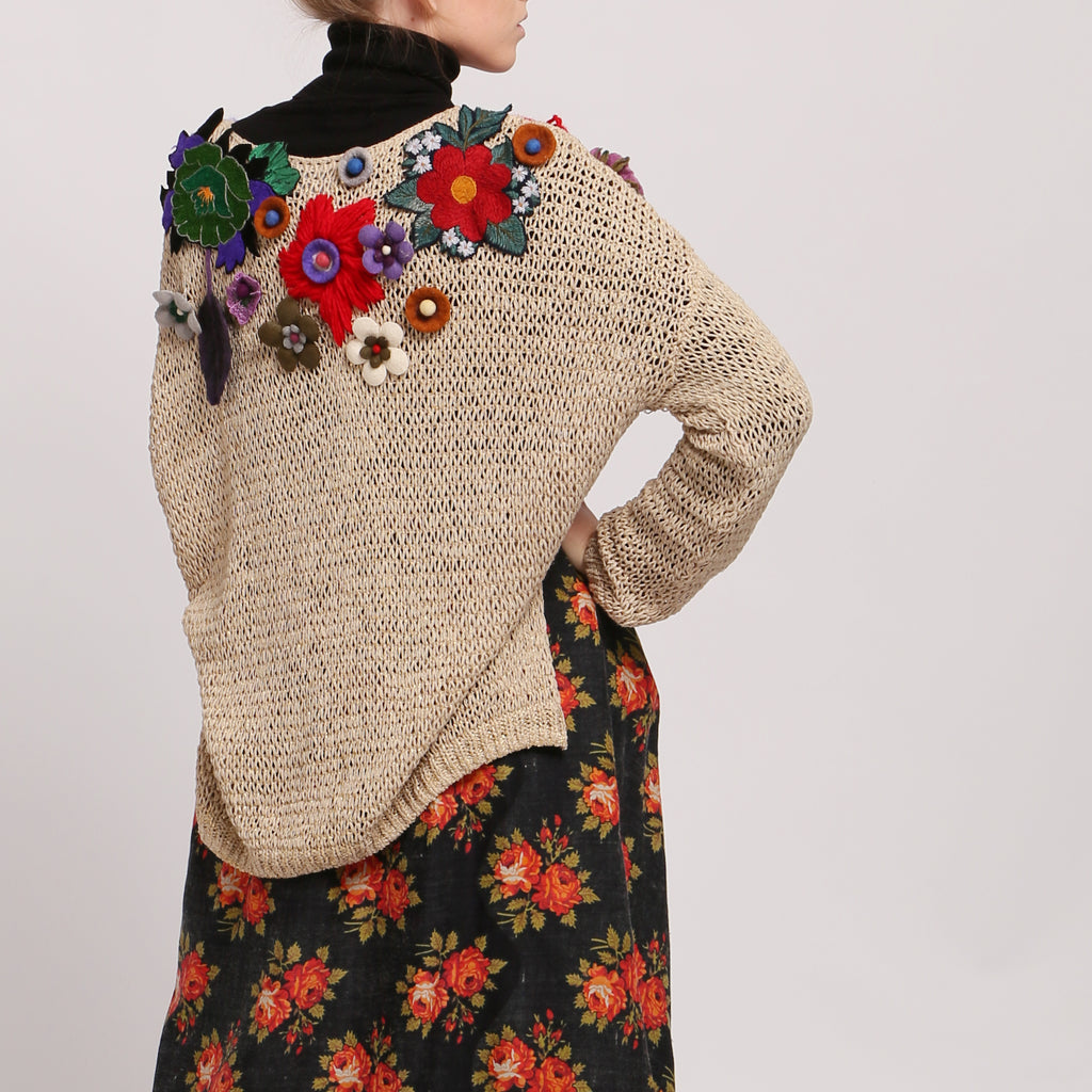 Frida Sweater - IZZZO Marketplace