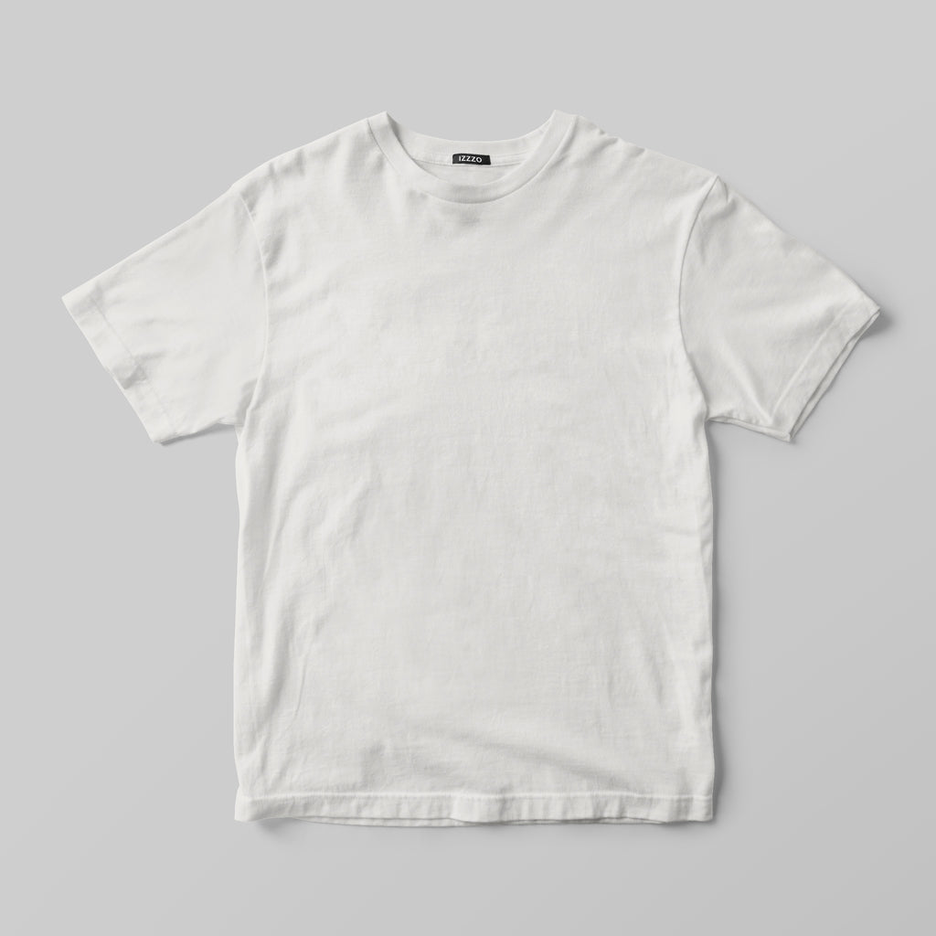 White t-shirt - IZZZO Marketplace