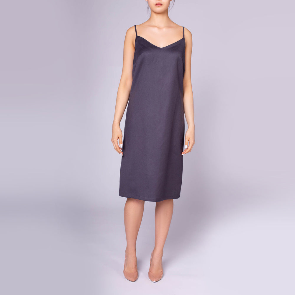 Wool Slip Dress - IZZZO Marketplace