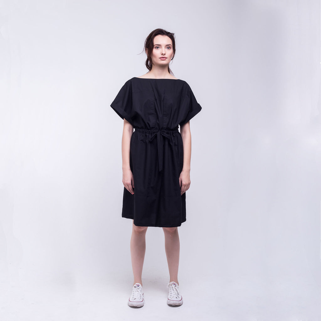 Dress with V-cut back - IZZZO Marketplace