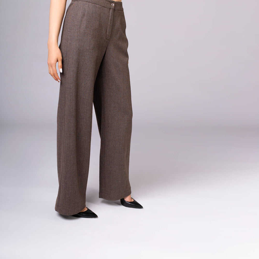 Wool Classic Pants - IZZZO Marketplace
