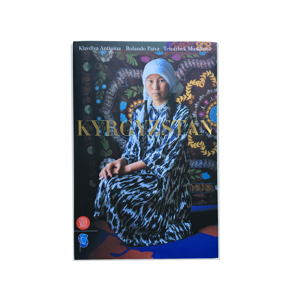 "Gift book ""Traditional Kyrgyz Costume"" - IZZZO Marketplace"