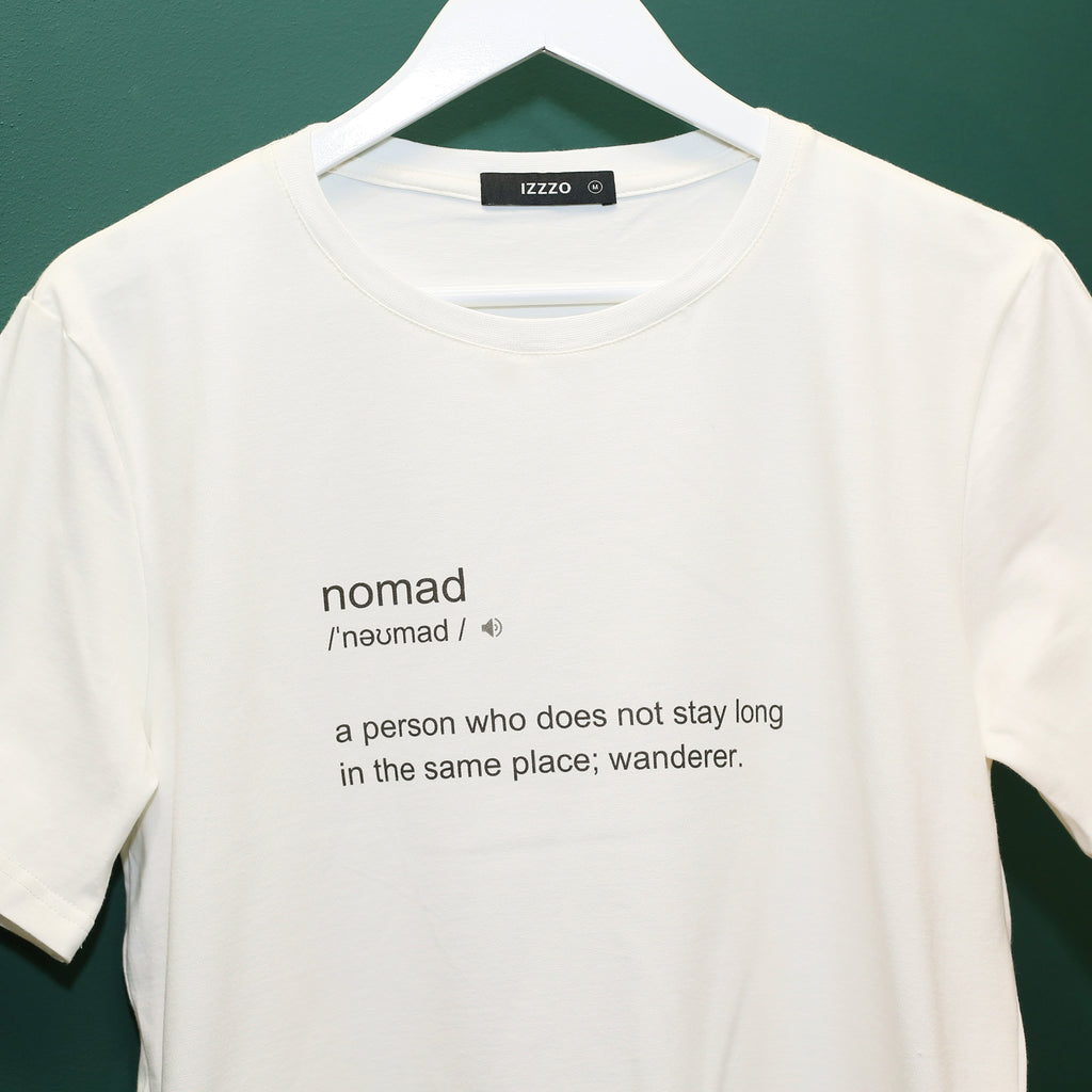 T-shirt {nomad} - IZZZO Marketplace