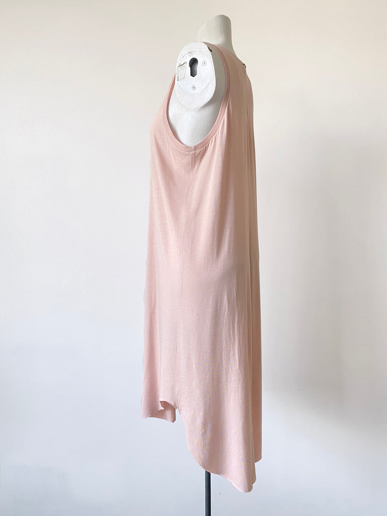 Racerback Dress - Blush